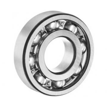 4 mm x 7 mm x 2,5 mm  FBJ MF74ZZ deep groove ball bearings