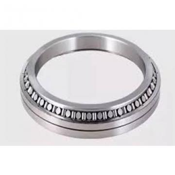 35 mm x 66,675 mm x 23,5 mm  Gamet 80035/80066X tapered roller bearings