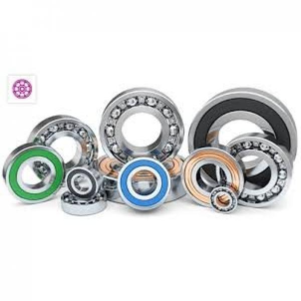 90 mm x 190 mm x 43 mm  FBJ NUP318 cylindrical roller bearings #2 image